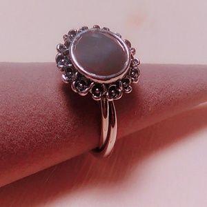 Pandora floral elegance ring